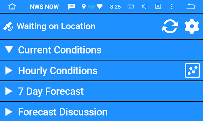 Weather Apps, Widgets, and Live Wallpapers - Insane Audio User Forum