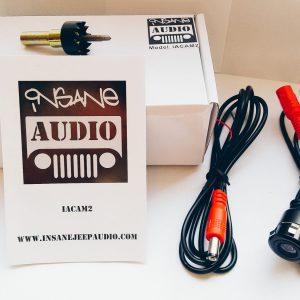 Insane Audio's Product Accessory IACAM2 - Universal Ruggedized Waterproof Camera