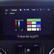 Customize the Panel Light Color of you JK2001 Head Unit